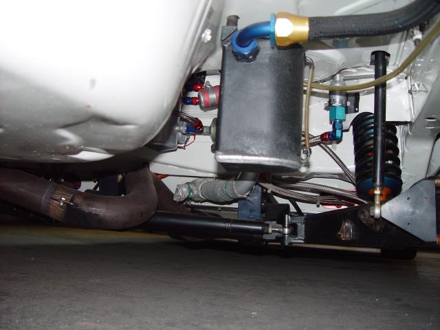volvo 850 btcc suspension
