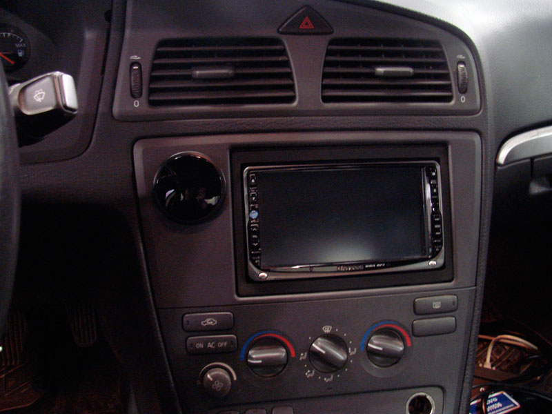 Anyone who has aftermarket stereo